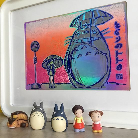 Totoro - Studio Ghibli