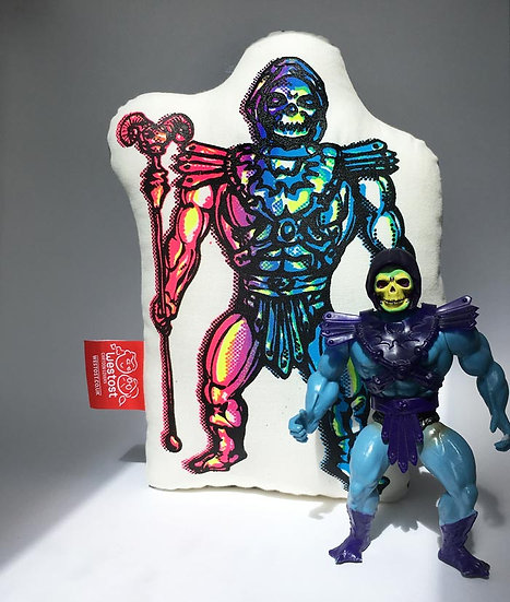 Skeletor Art Toy