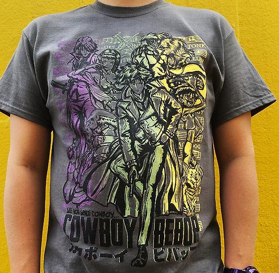 Cowboy Bebop - Grey