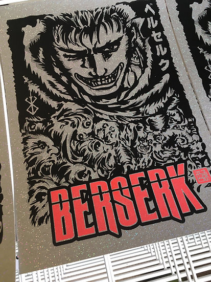 Berserk - Steel Edition