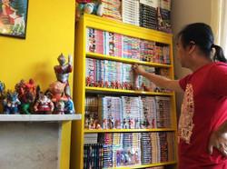Westost-manga-collection