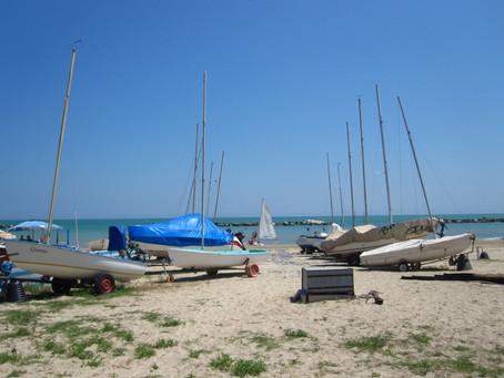 Vier Projekte in vier Wochen - Workaway in Italien