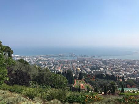 Haifa: Liebe auf den zweiten Blick