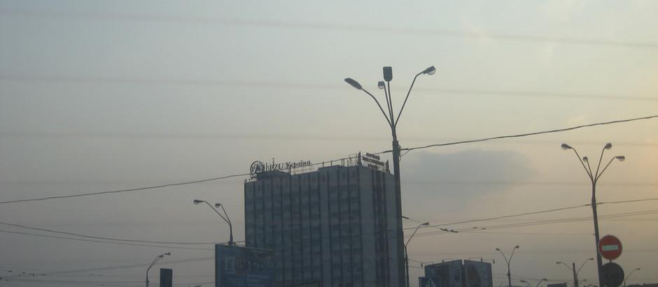 Ein Wiedersehen in Kiew