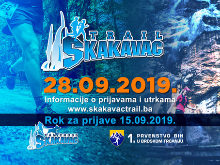 Skakavac Trail 2019