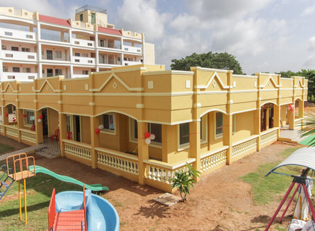 Sukhshanthi Luxury Retirement Home Makes Your Ageing Fit, Fun and Vibrant