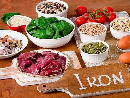 Дефицит железо в организме. Лечение анемии.