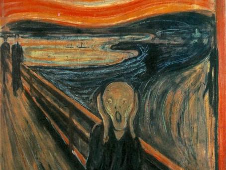 """Мунк """"Крик"""". Ужас и пророчество?"""