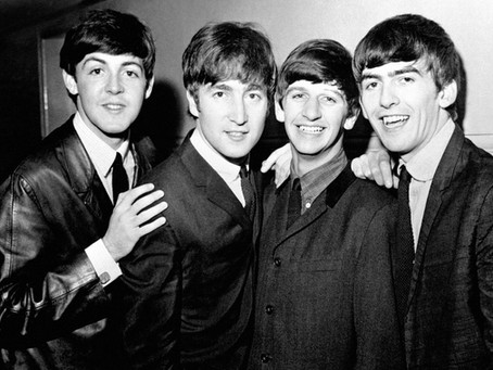 Феномен группы The Beatles