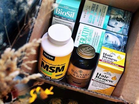 СПКЯ и витамины из iHerb