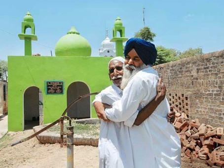 Индусско-мусульманский конфликт в Индии