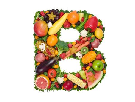 Дефицит В-витаминов
