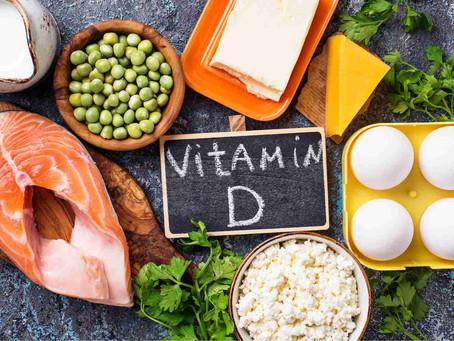 Важность витамина  D для организма