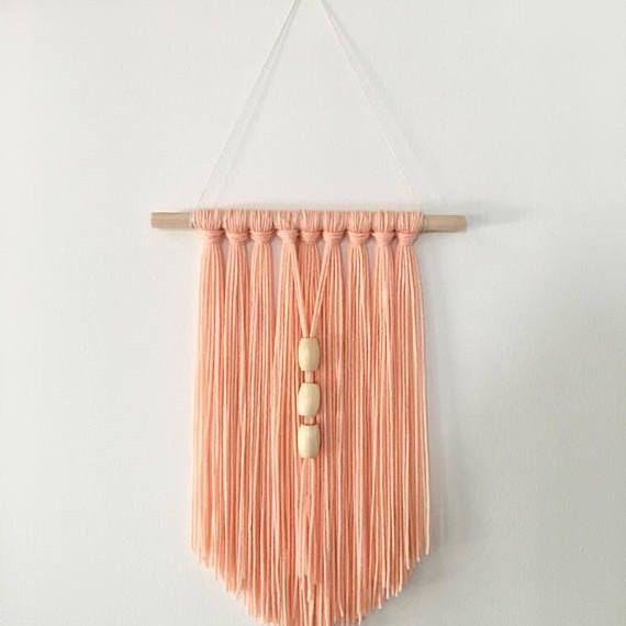 Yarn + Beads