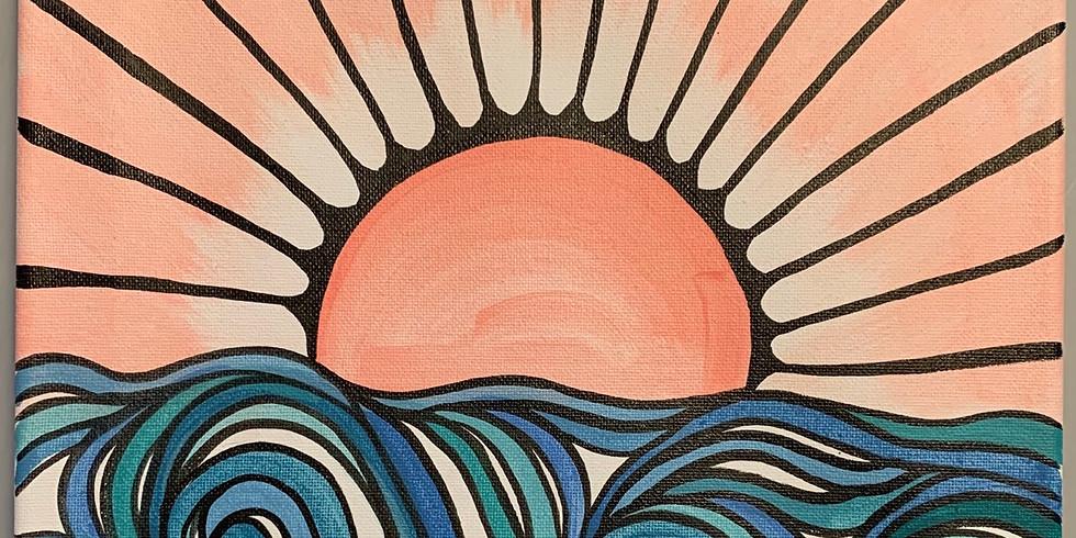 Rising + Sun