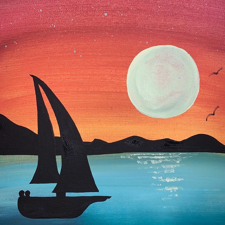 Sail + Boat