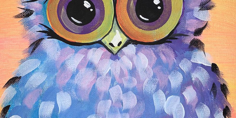 Curious + Owl