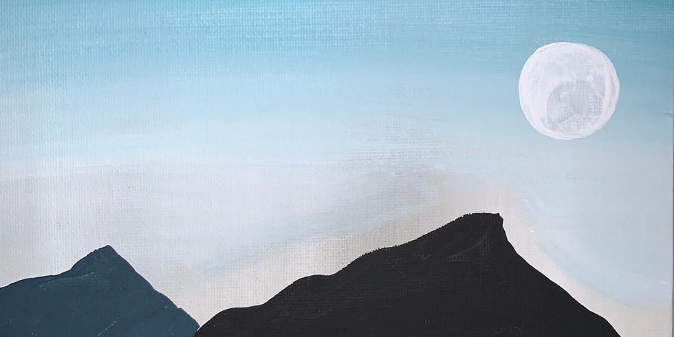 Blue + Mountain