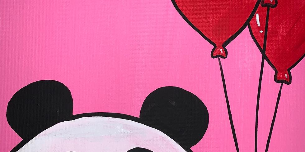 Pink + Panda
