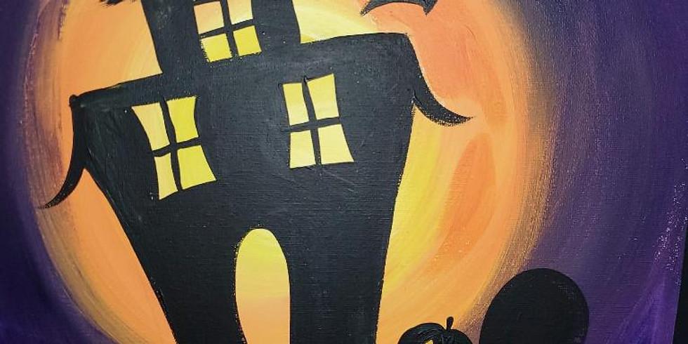 Haunted + House