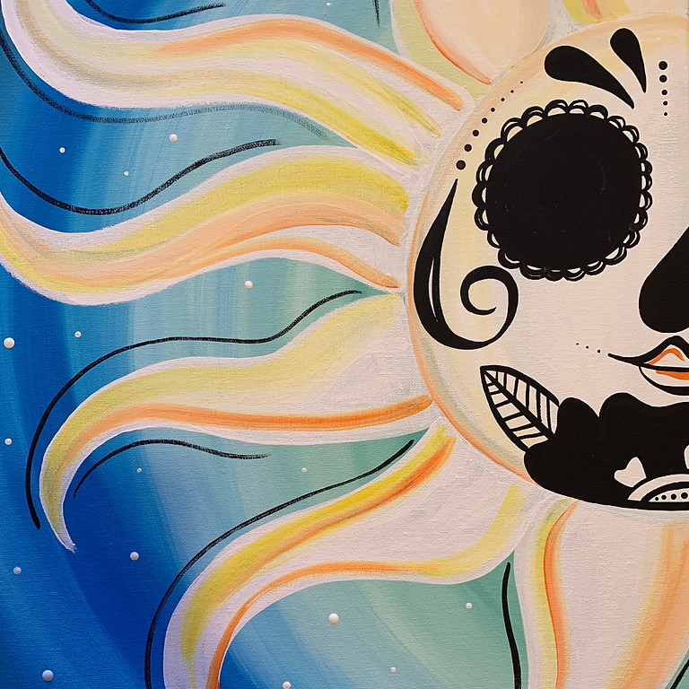Sun + Skull