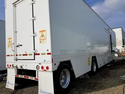 Mobile MRI/CT Fleet Washing