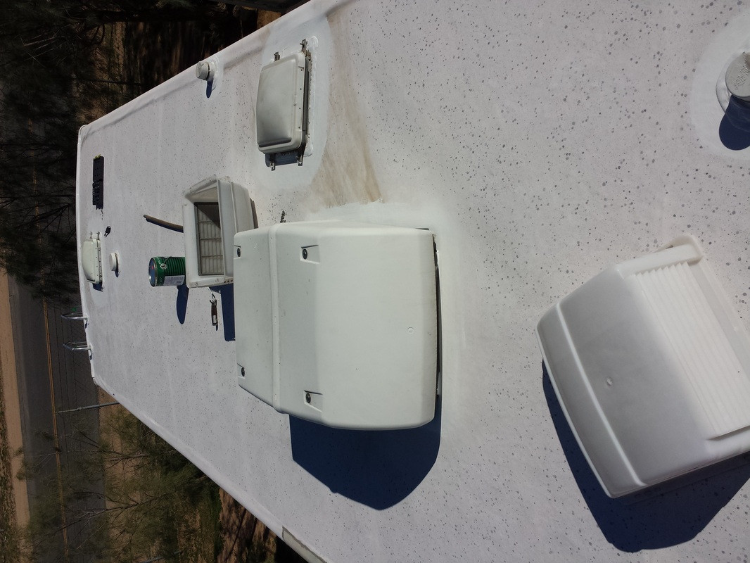 RV Roof Detailing