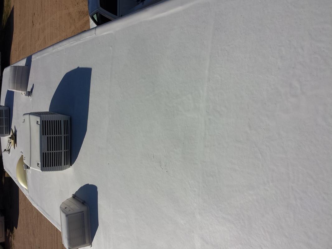 RV Roof Coat