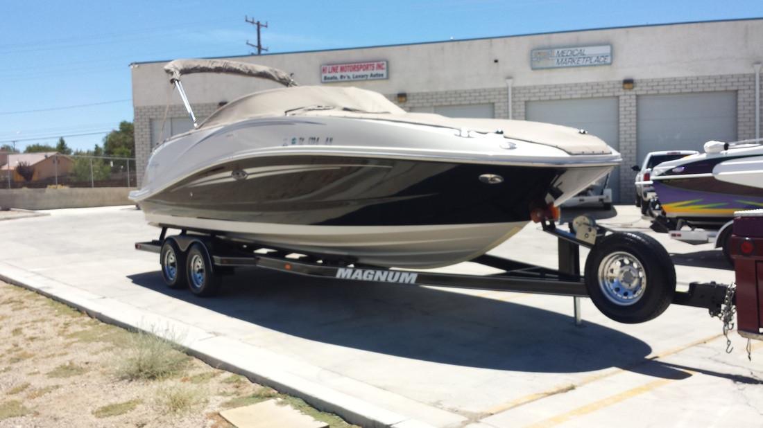 Yamaha Boat Detailing