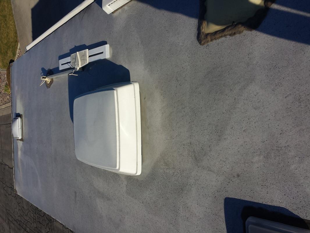 RV Roof Mold
