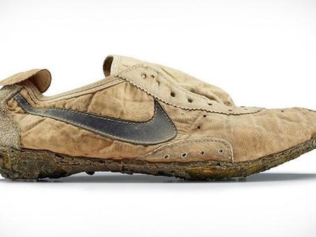 Nike Moon Shoe - O TENÍS MAIS CARO DO MUNDO