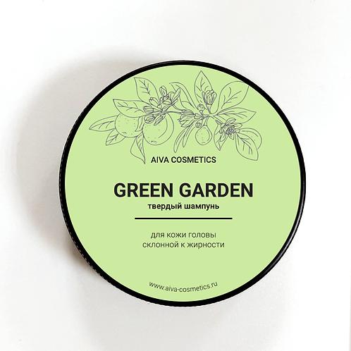 GREEN GARDEN | Твердый шампунь