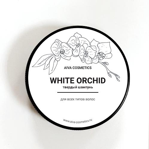 WHITE ORCHID | Твердый шампунь