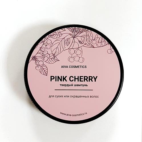 PINK CHERRY \твердый шампунь\упаковка стандарт