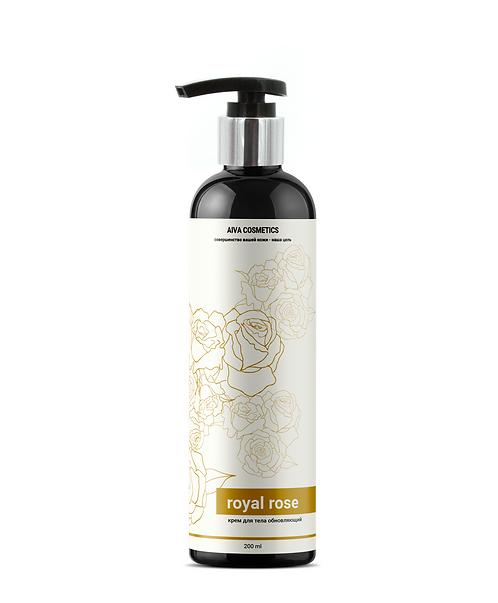 Royal Rose | Обновляющий крем для тела