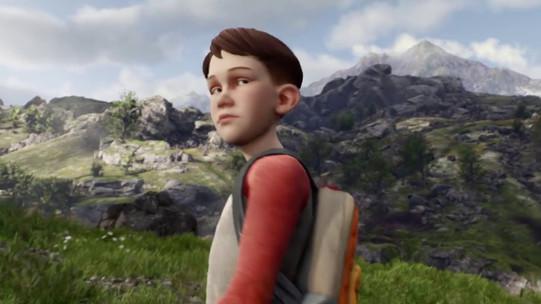 A Boy & His Kite - Rescore