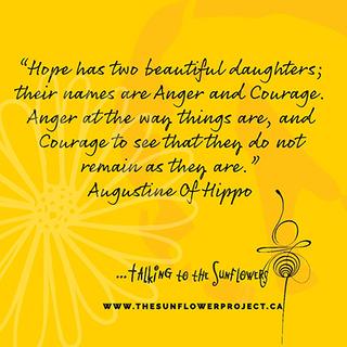 Hope has two beautiful daughters ...