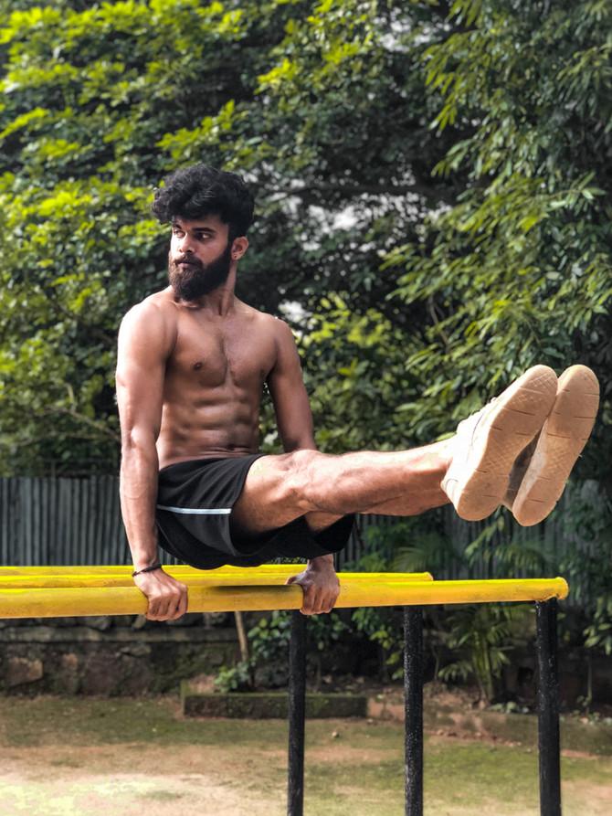 Rohan Singh- Indian Calisthenics Artist