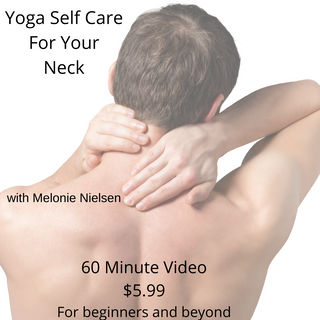 Yoga Self Care for your Neck