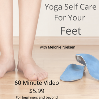 Yoga Self Care for your Feet
