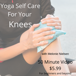 Yoga Self Care for your Knees