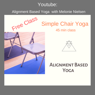 Free Chair Yoga Class
