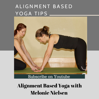 Alignment Based Yoga tips