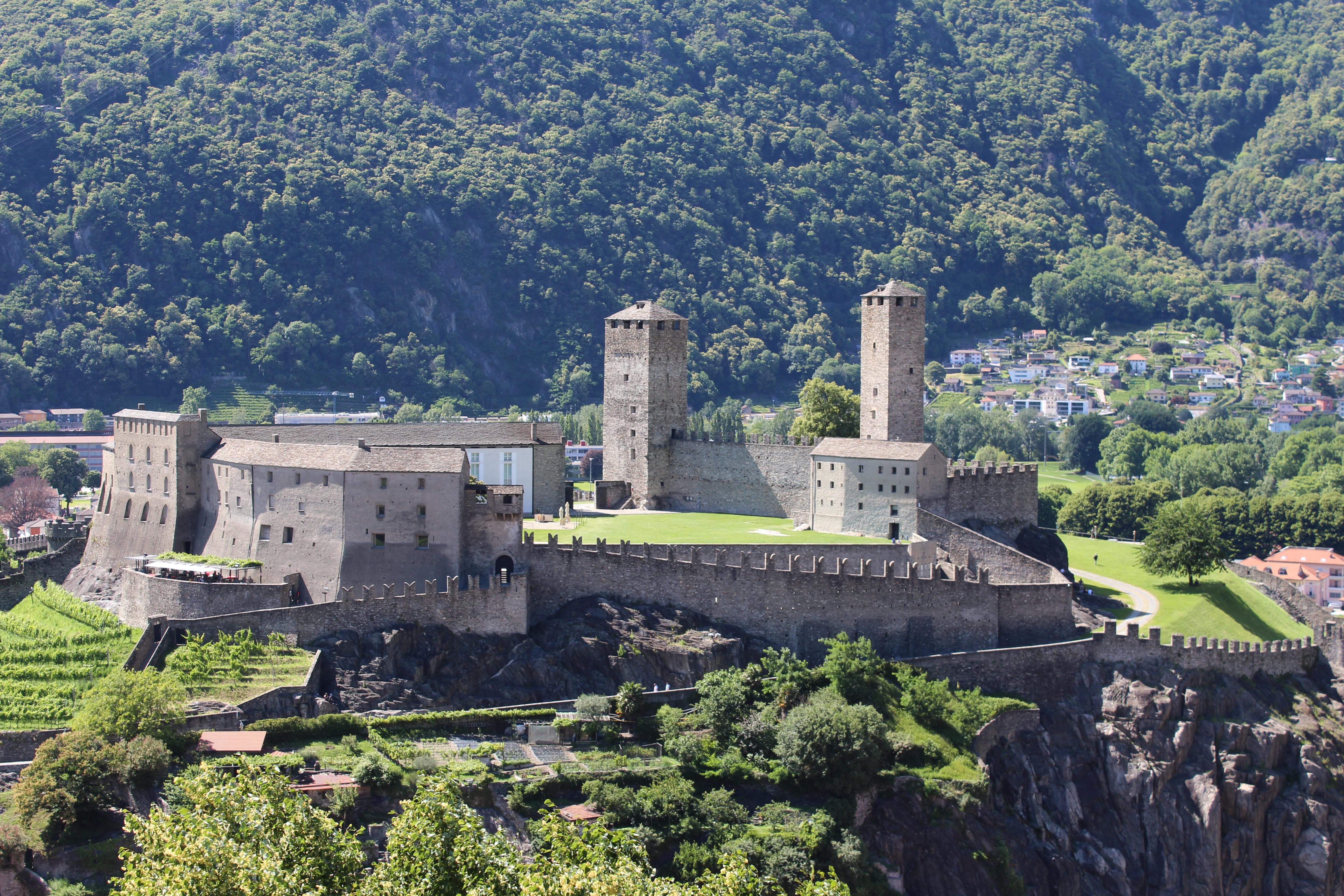 Castelli di Bellinzona