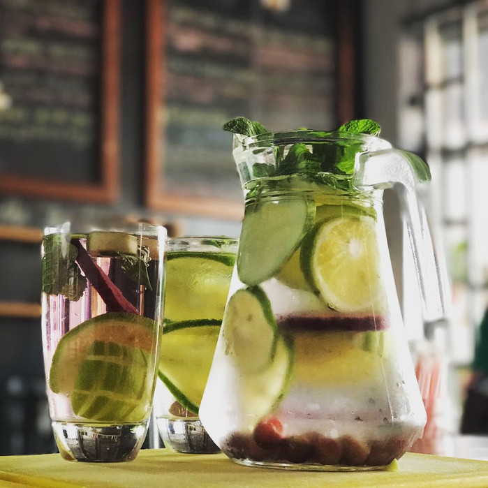 The Detox Water Craze