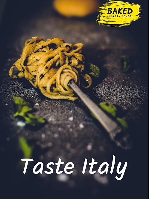 eBook -Taste Italy