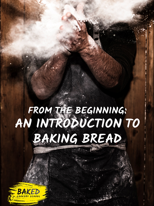 eBook - From the Beginning; The Basics of Baking Bread