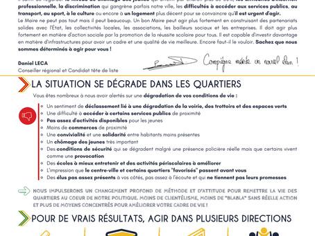 Notre politique pour tous les quartiers de Compiègne !