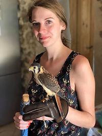 Rencontrer un oiseau de chasse.jpg