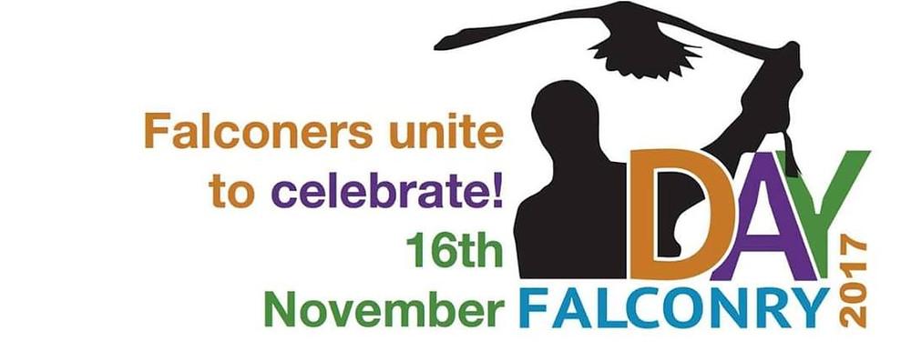 La journée mondiale de la fauconnerie est le 16 novembre